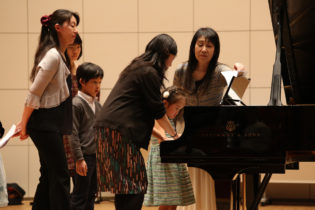 鎌倉アミ 音楽教室 研究会の様子4