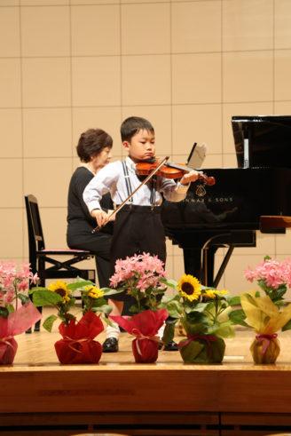 鎌倉アミ 第40回発表会 ヴァイオリン