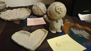 鎌倉アミ音楽教室 陶芸セミナー作品