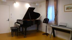 鎌倉アミ音楽教室 ピアノラインナップ