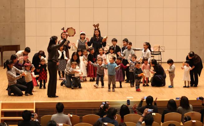 鎌倉アミ音楽教室 研究会の様子1