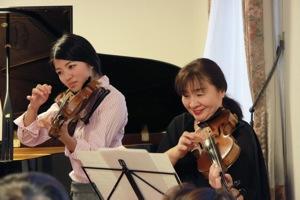 鎌倉アミ 音楽教室 ヴァイオリンレッスン