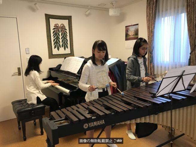 鎌倉音楽教室 アミ マリンバ
