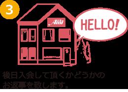 鎌倉学童アミ 入室許可のご連絡