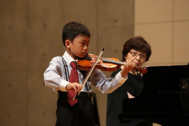 鎌倉アミ 小学生 ヴァイオリン