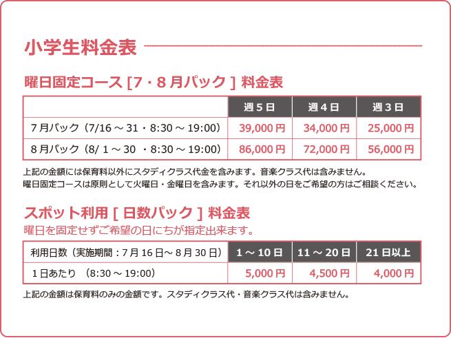 鎌倉アミ夏のサマースクール受付開始